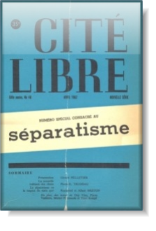 Pierre Elliott Trudeau, The New Treason of the Clerics, Cité Libre, April 1962