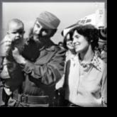 Fidel Castro, Maggie, Alexandre