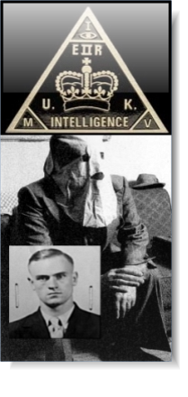Igor Gouzenko (1919-1982). Photograph by: Canadian Security Intelligence Service, Photo Handout