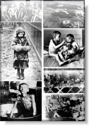 The Ukrainian Holodomor