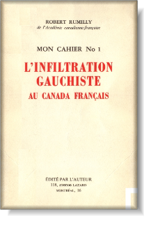 Infiltration Gauchiste