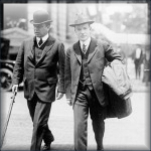 William Lyon Mackenzie King and John Davidson Rockefeller II