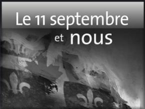 Le 11 septembre et nous (September the 11th and us) by André Duchesne