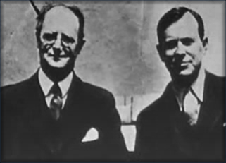 O. D. Skelton and Lester (Mike) Bowles Pearson