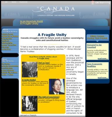 Mark Starowicz's Red demoralization of Canada: A Fragile Unity