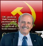 CBC producer Mark Starowicz promised a KGB agent he would act on behalf of Soviet interests