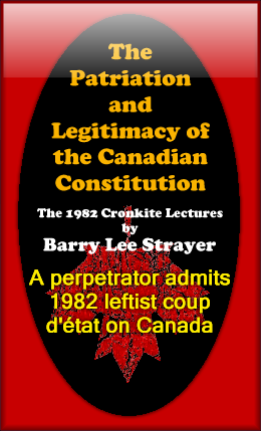 Patriation and Legitimacy of the Canadian Constitution