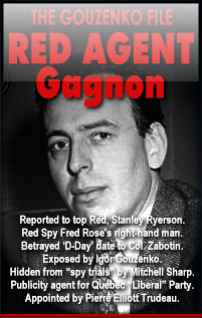 Red Agent Gagnon