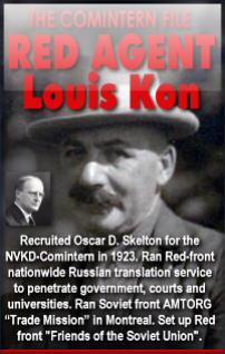 Red Agent Louis Kon(arski)