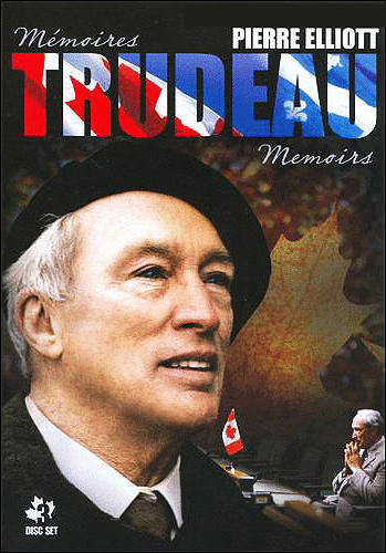 Trudeau Memoirs - DVD set, co-produced with staff of the CBC