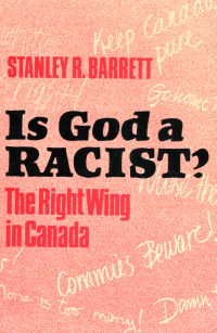Is God a Racist? Stanley R. Barrett